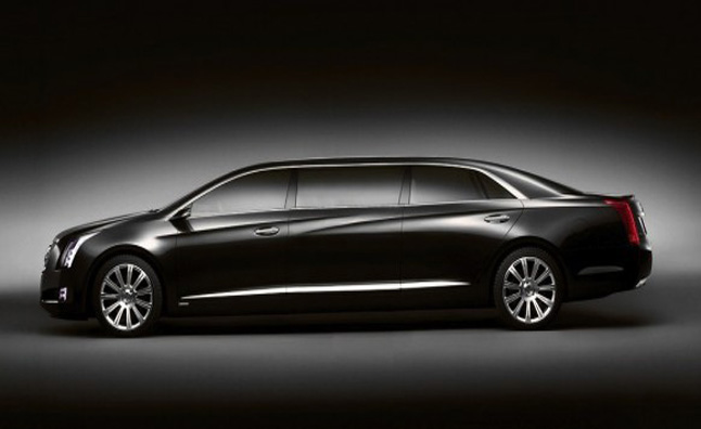 Extended Warranty Companies >> Cadillac XTS Limousine Available by Late 2012 » AutoGuide.com News