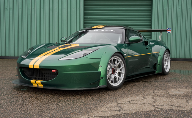 Lotus Evora Gtc Revealed Will Complete In Grand Am