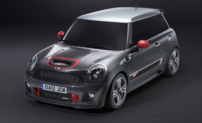 Mini Jcw Gp Revealed With 819 Nurburgring Lap Time Autoguidecom News