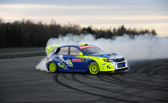 Subaru RallyCross Team Release Intense In-Car Footage » AutoGuide ...