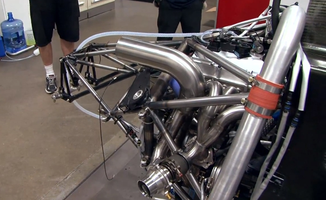 Nissan Delta Wings Tiny Engine Explained in Video  AutoGuidecom