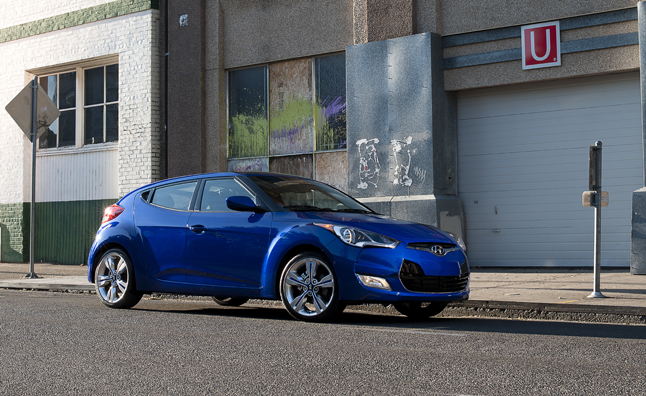 2013 Hyundai Veloster Now 40 Mpg For Automatic