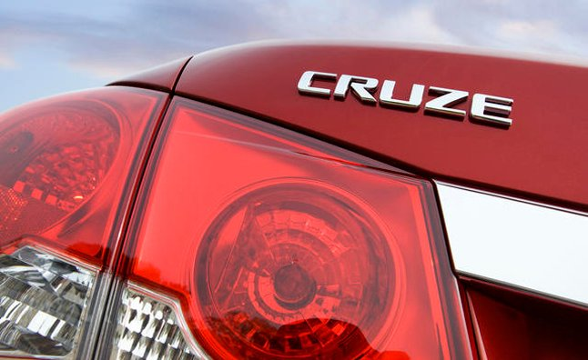 Chevrolet Cruze Recall Includes Two Major Issues ...