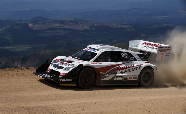 pikes peak hill climb officially postponed due to wild fires news. Black Bedroom Furniture Sets. Home Design Ideas