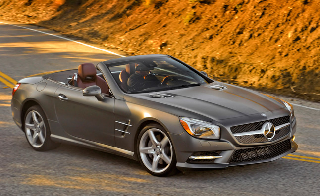 2013 mercedes benz model lineup updates detailed