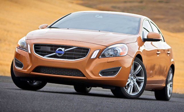 2013 volvo s60 gets improved acceleration priced from 32 645 news. Black Bedroom Furniture Sets. Home Design Ideas