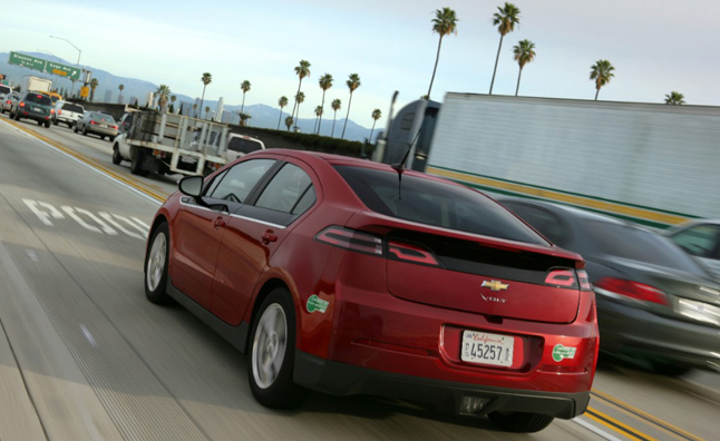 Extreme Heat Affecting Chevy Volt Electric Range