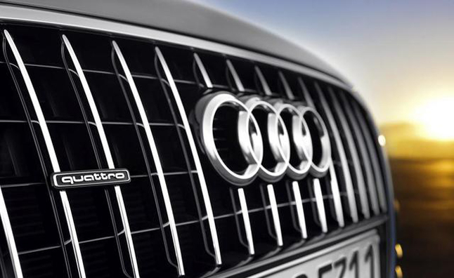 Audi Ceo Says Brand Will Be No 1 Luxury Automaker By 2020