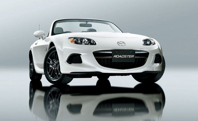 2013 Mazda Mx 5 Miata Officially Revealed In Japan