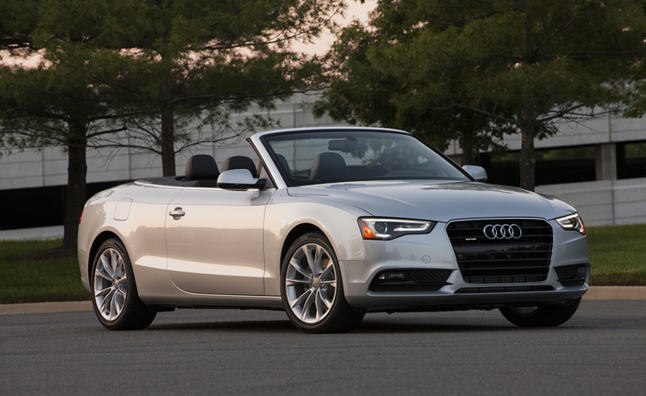Audi A Gets V Option A Series Gets Refreshed For - Audi car series