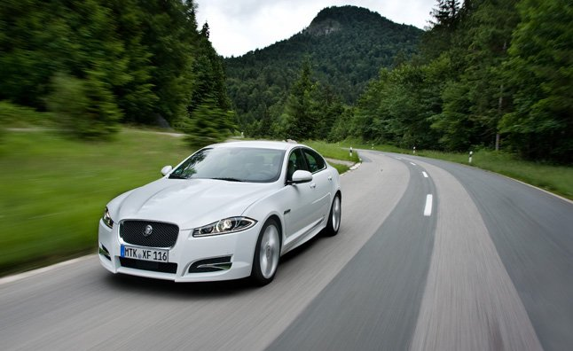 Jaguar XF Downsizing To Cylinder Engine AutoGuidecom News - 4 cylinder jaguar