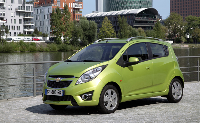 chevrolet spark gets less than 40 mpg » autoguide news