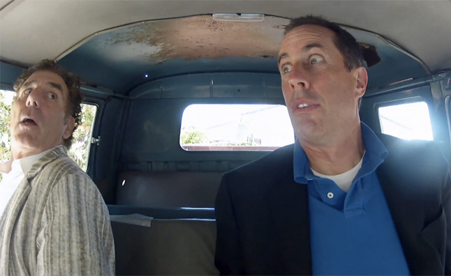 39 comedians in cars getting coffee 39 to debut in two weeks video news. Black Bedroom Furniture Sets. Home Design Ideas