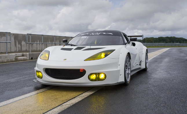 lotus evora gx set for grand am debut news. Black Bedroom Furniture Sets. Home Design Ideas