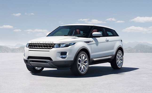 It S No Secret That The Range Rover Evoque Is Por As 2017 North American Truck Of Year Its Striking Styling And Relatively Low Starting Price