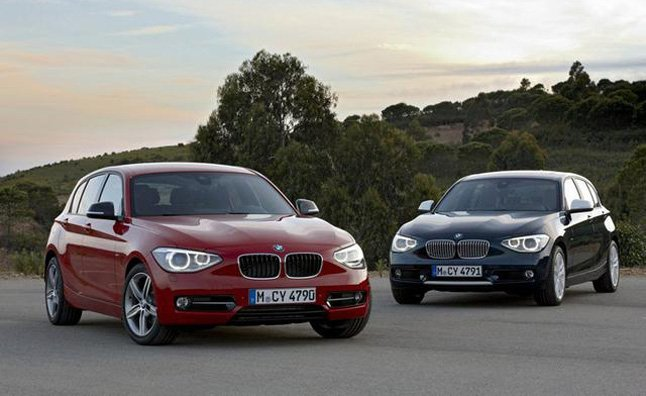 Bmw 1 Series Gt Fwd Likely For Paris Auto Show Autoguide