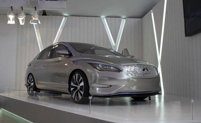Infiniti M And G Series Redesign Coming In 2014