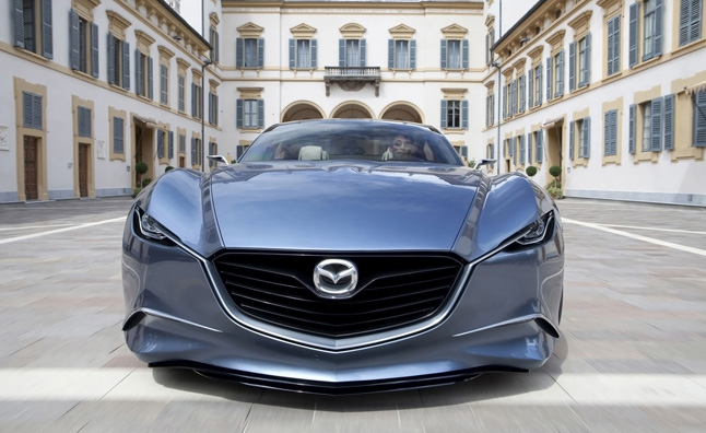 Mazda Rotary Ed Plug In Hybrid To Launch 2017 Autoguide News
