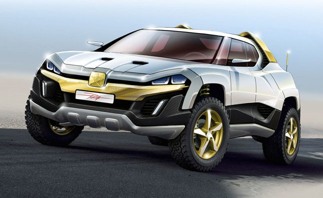 Dartz Nagel Dakkar Luxury Off Road Suv Previewed