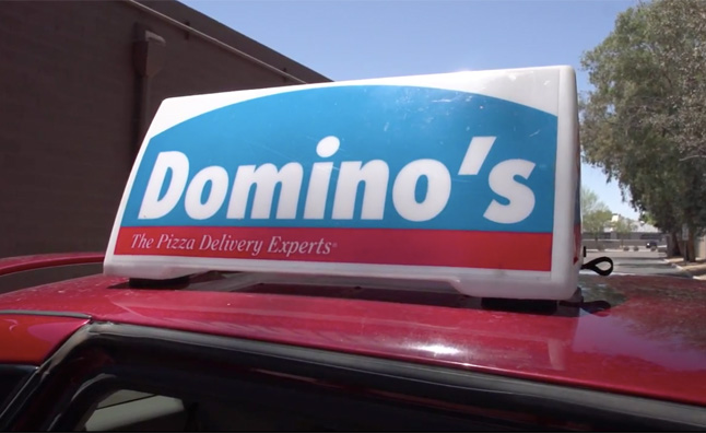 domino 39 s pizza launches ultimate delivery vehicle contest videos news. Black Bedroom Furniture Sets. Home Design Ideas