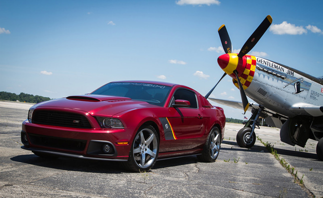 Roush Stage 3 Mustang Premier Edition Limited To 25