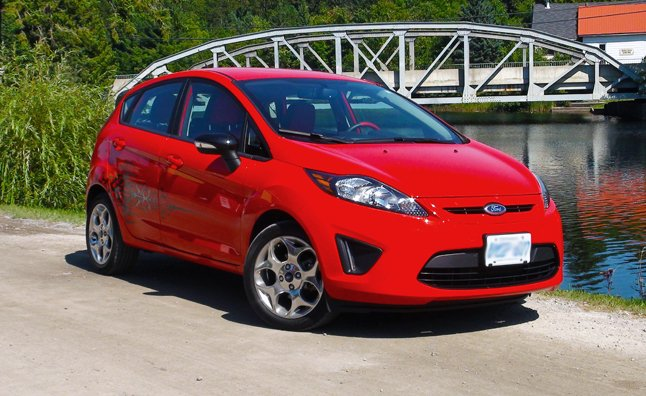 Five-Point Inspection: 2012 Ford Fiesta SES Hatchback » AutoGuide.com News
