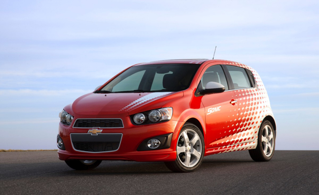 2013 chevy sonic recalled for faulty diagnostic reports news. Black Bedroom Furniture Sets. Home Design Ideas