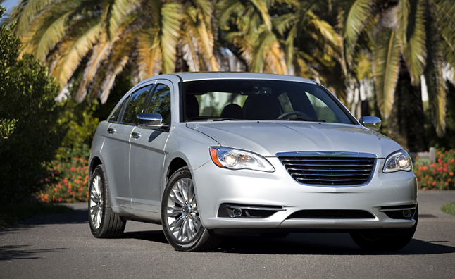 Chrysler 200 Mpg >> 2014 Chrysler 200 To Get 38 Mpg 9 Speed Automatic Autoguide Com News