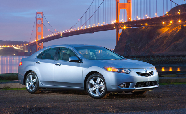 Reliable Sports Cars: 2013 Acura TSX Gets $500 Increase, Priced From $31,405