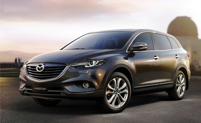 2014 Mazda CX 9 Revealed Ahead Of Sydney Motor Show Debut » AutoGuide.com  News