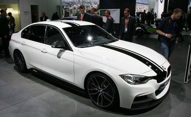 Bmw 335i M Performance Is Seriously M Proved Autoguide Com News