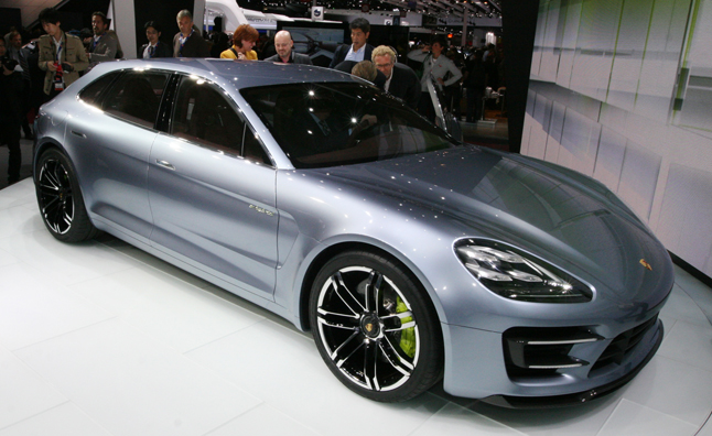 Porsche Panamera Sport Turismo Is A 67 Mpg Performance