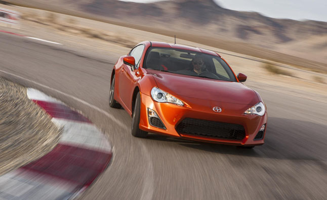 Scion FR S TSB Issued For Abnormal Engine Chirp