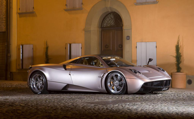 Pagani Huayra Us Delivery Aims For Mid 2013 Autoguide News