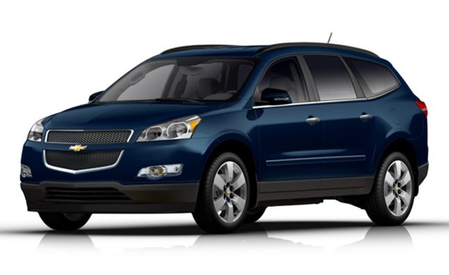 Used Cars Chevy Traverse