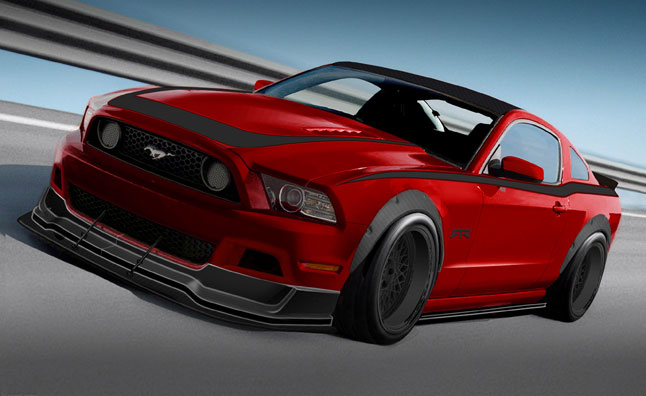 Custom Ford Mustangs Archives 187 Autoguide Com News