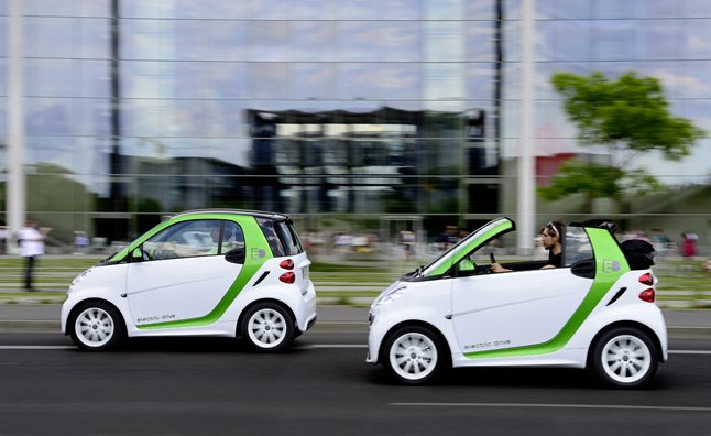 smart fortwo electric drive can cost under 15 000 news. Black Bedroom Furniture Sets. Home Design Ideas