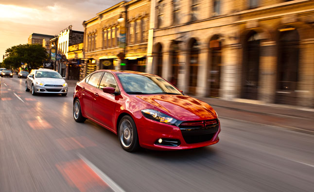 Dodge Dart Safety Ratings >> 2013 Dodge Dart Earns Five Star Nhtsa Safety Rating Autoguide