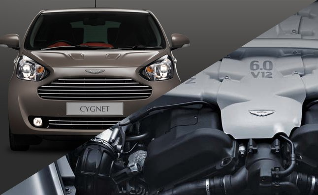 Can Aston Martin Really Cram A V12 Into Scion Iq