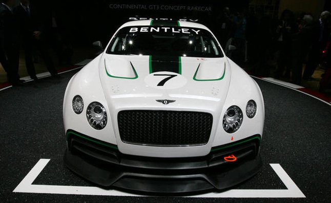 Bentley Continental GT Makes First Video Appearance AutoGuide - Sports cars makes