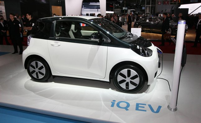 Electric Cars Not The Solution Says Toyota Europe Boss