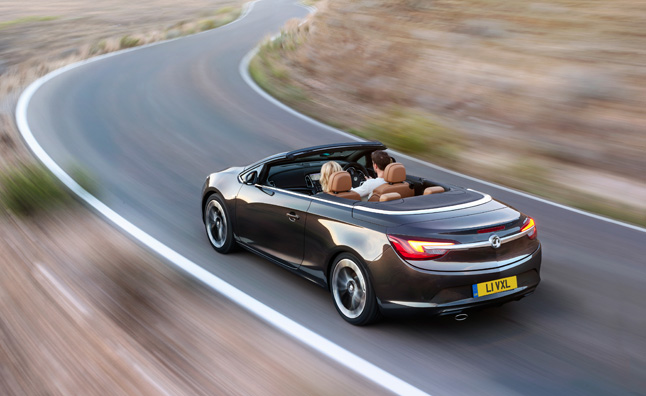 Vauxhall Cascada Revealed The Return of the Buick Riviera