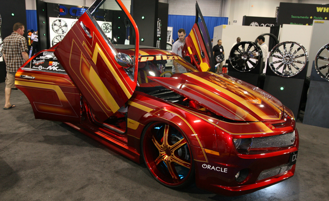 Custom Subaru Outback >> Top 10 Worst Cars of the 2012 SEMA Show » AutoGuide.com News