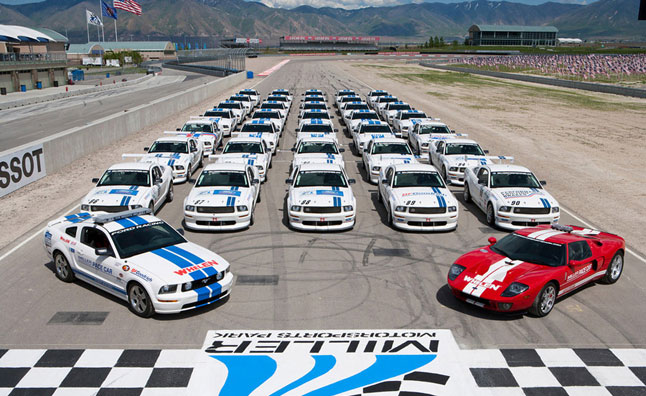 ford racing driving school announces 2013 schedule news. Black Bedroom Furniture Sets. Home Design Ideas