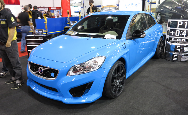 Worksheet. Volvo C30 Polestar Edition Takes a Bow 2012 SEMA Show  AutoGuide