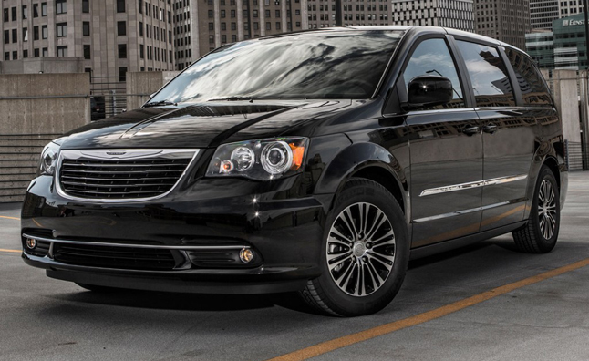 2013 Chrysler Town and Country S Shown Before LA Debut » AutoGuide.com News