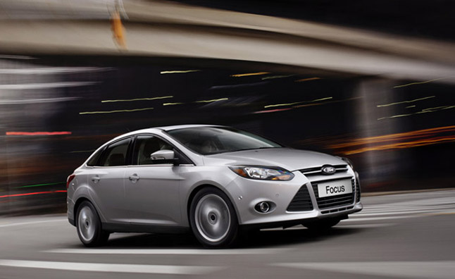 ford focus gets top safety rating from nhtsa news. Black Bedroom Furniture Sets. Home Design Ideas