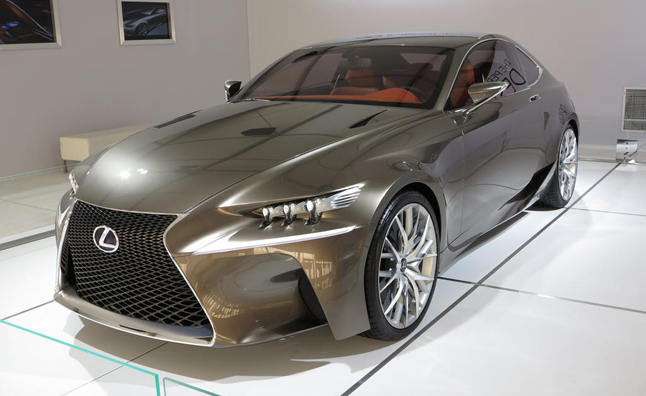 Lexus LF CC Rumored For Production