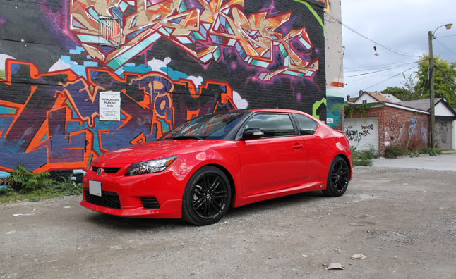 Five-Point Inspection: 2013 Scion tC Release Series 8.0 ...