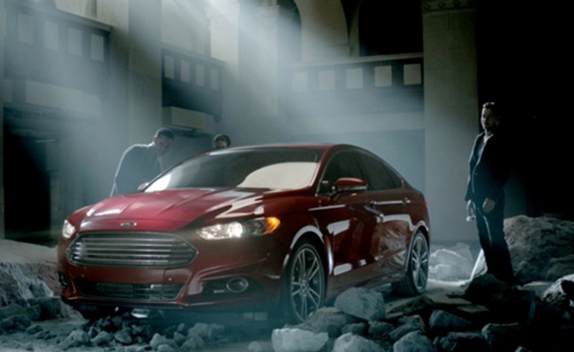 Ford Fusion Ads Archives 187 Autoguide Com News
